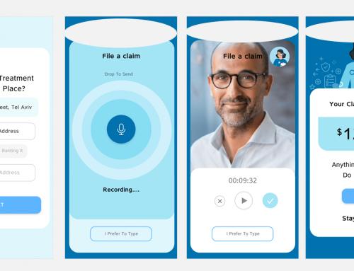 אפליקציה למיקרו ביטוח לפי דרישה